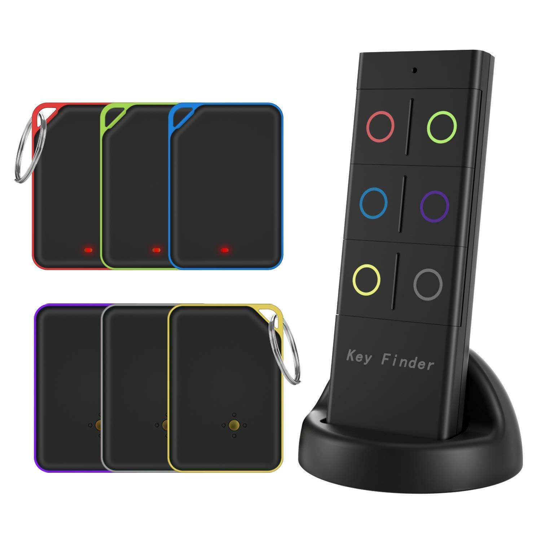 キーファインダー 探し物発見器 Key finder LEFON 忘れ物 落し物防止 受信機5個セット 取扱説明書付き 鍵 携帯 リモコン 財布紛失防止