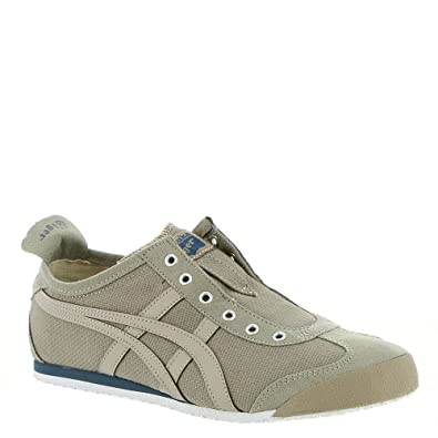 sports shoes a874a a50ea Onitsuka Tiger Men's Mexico 66 Slip-on,