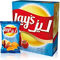 Lay's Tomato Ketchup Potato Chips 23 gm x 14