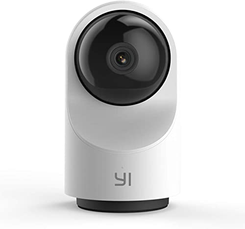 YI Smart Dome Security Camera X, AI-Powered 1080p WiFi IP Home Surveillance System with 24 7 Emergency Response, Human Detect, Sound Analytics, Time Lapse for Pet Monitor – Works with Alexa Google
