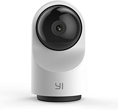 Amazon Com Yi Smart Dome Security Camera X Ai Powered 1080p Wifi Ip Home Surveillance System With 24 7 Emergency Response Human Detect Sound Analytics Time Lapse For Pet Monitor Works With Alexa