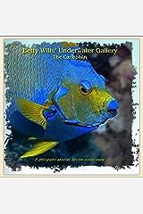 Betty Wills Underwater Gallery: The Caribbean Hardcover