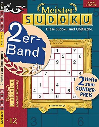 Meister-Sudoku Doppelband 12