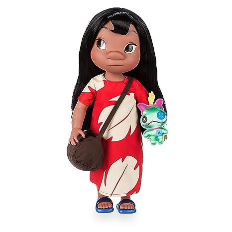 ef3f0f282e30 Amazon.com  Disney Animators  Collection Lilo Doll - 16 inch  Toys ...