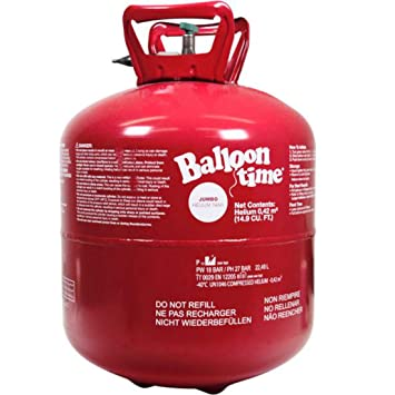 Helium Canister - 50 Ballloon Helium Gas Cylinder