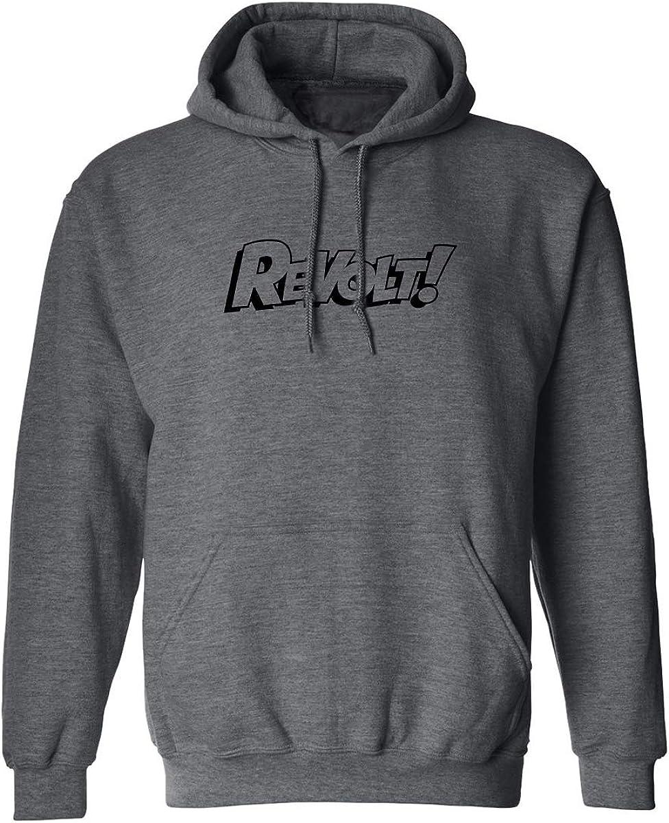Adult Hooded Sweatshirt ZeroGravitee Revolt