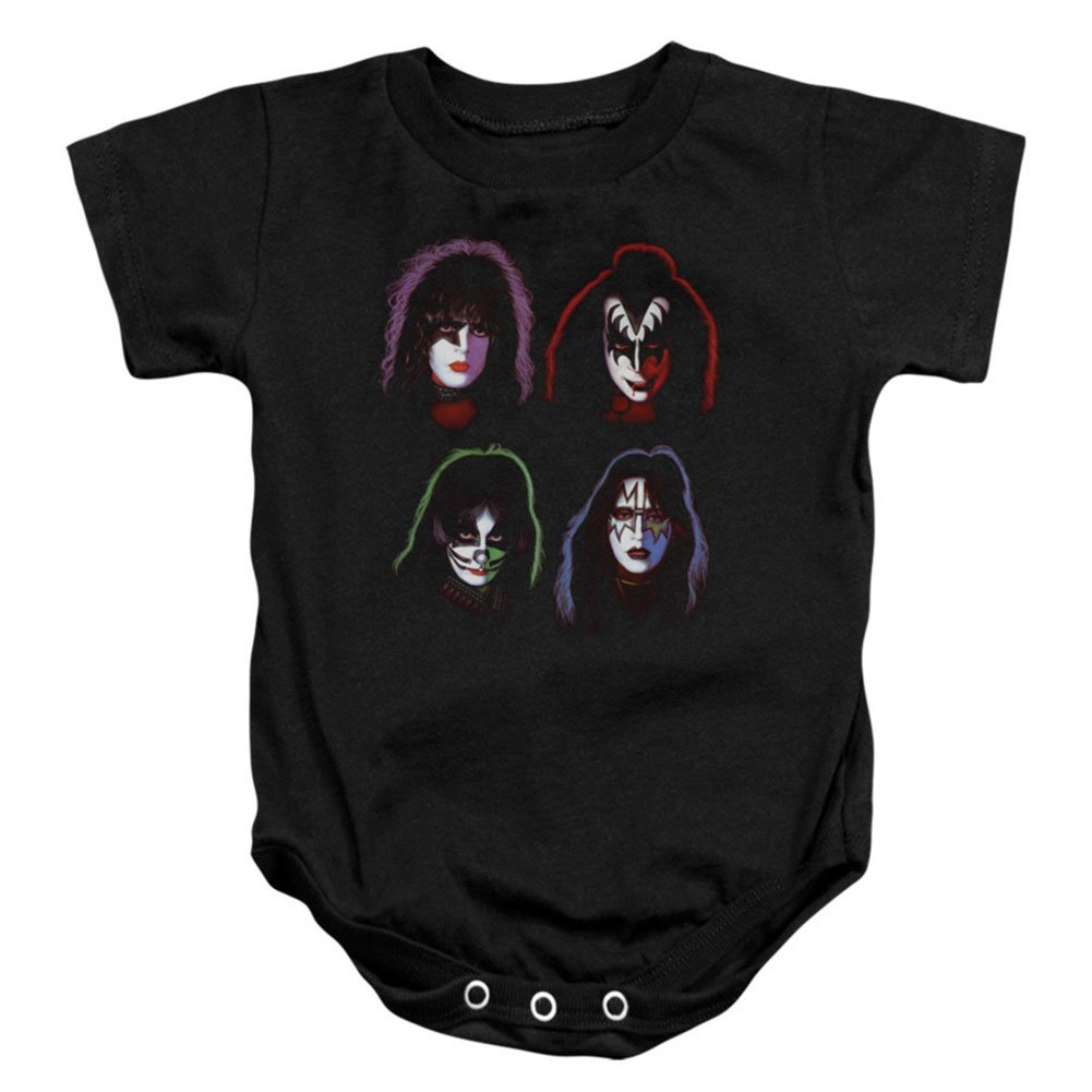 【超特価sale開催!】 Trevco Black Kiss-Solo 18 Heads Infant Snapsuit, Black - Large 18 B00NB69NRG Months B00NB69NRG, ユニバーサルトレーダー:a8936b56 --- a0267596.xsph.ru