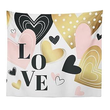 Valentine LOVE Tapisserie Dekoration Home Living Wand Dekor Drucken  Hängende Wandbehänge , 4 , 150x200cm