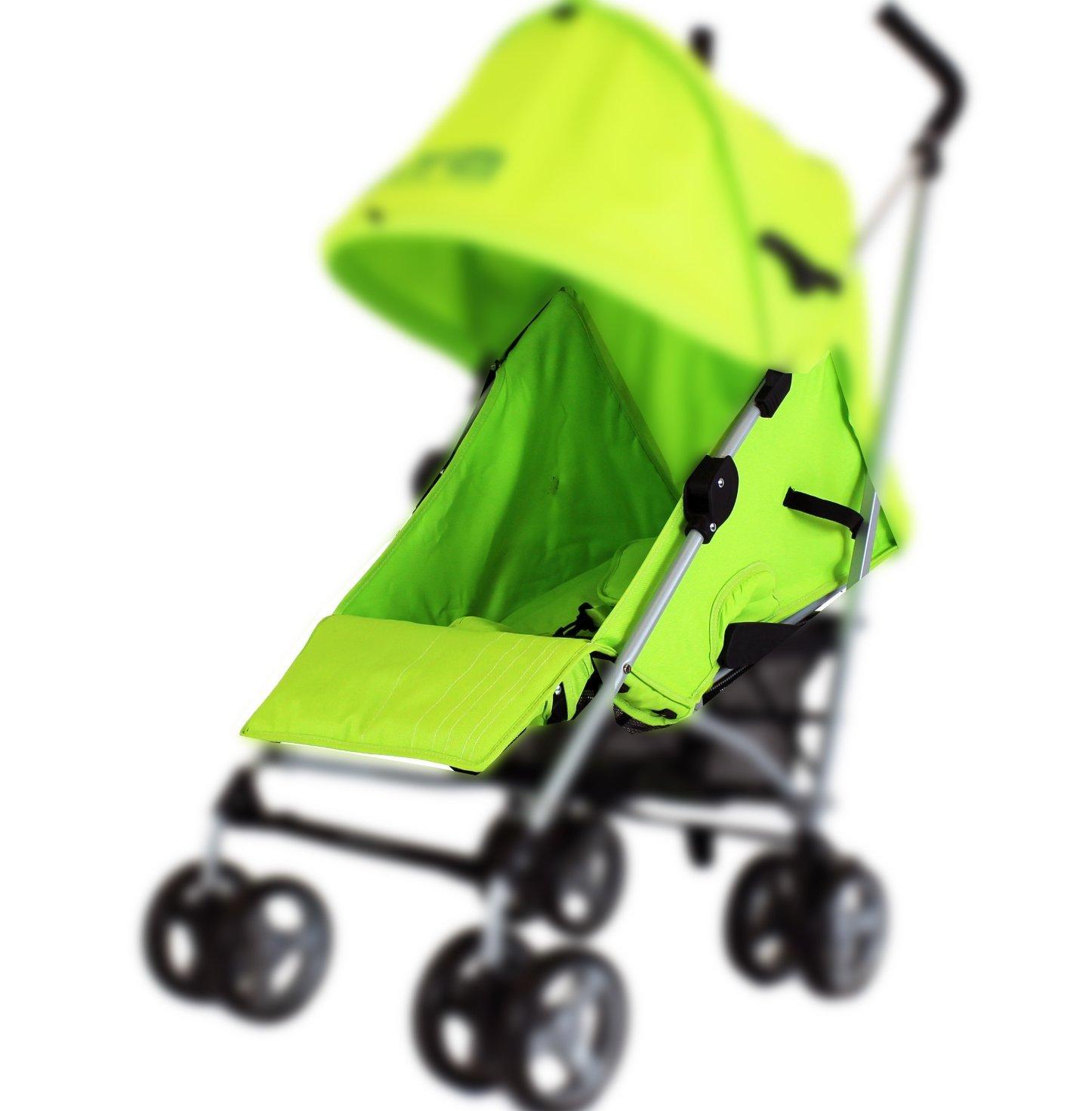 (Spare Parts Seat Unit) Zeta Vooom - Lime (Lemon) ZeTA®