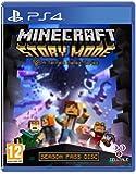 Minecraft Story Mode - A Telltale Game Series - Season Disc (PS4)