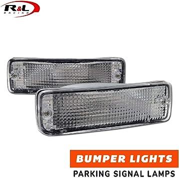89 90 91 Toyota Pickup Truck Drivers LEFT /& RIGHT Corner Park Signal Light OEM