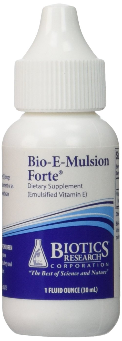 Biotics Research Bio-E-Mulsion Forte 1oz