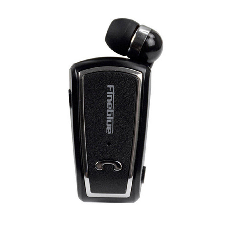 Amazon.com: Hands Free Stereo Handfree Sports Earbuds Handsfree Bluetooth Headset In-ear Earphone Ear Phone Bud Cordless Wireless Headphones Black: Cell ...