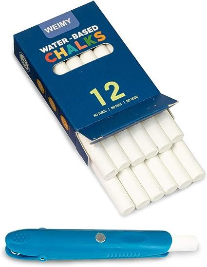 Blackboard Coloured /& White Chalk Sticks for Chalk Boards etc Packs 3 6 /& 12