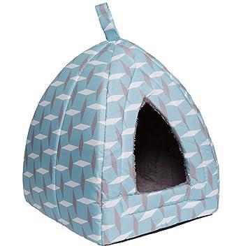 Amazon.com: Hollypet - Tienda de campaña para gatos y ...
