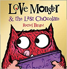 Image result for love monster and the last chocolate