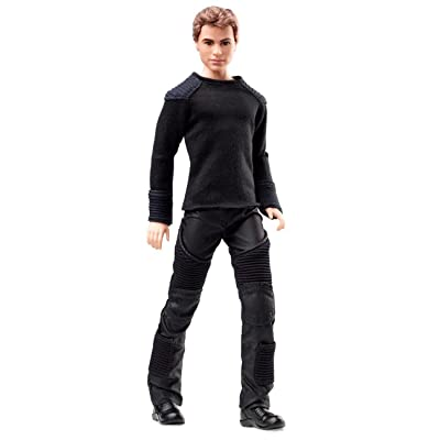 Barbie Collector Divergent Four Doll: Toys & Games
