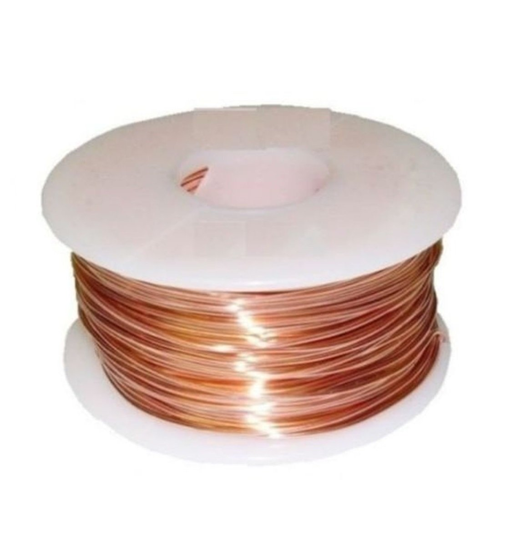 Bare Copper Wire 18 AWG 137 Ft -10 oz Soft Spool