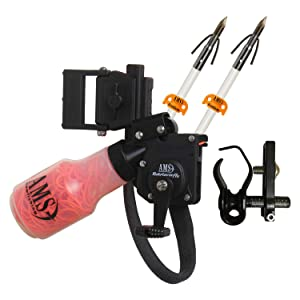 AMS Bowfishing Retriever Pro Combo Kit