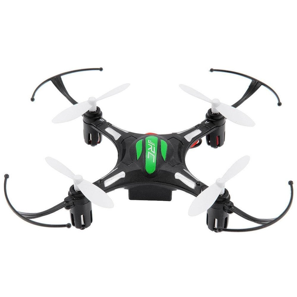 LETTER JJRC H8 Mini 2.4G 4CH 6 Ejes RTF RC Quadcopter Led Night ...