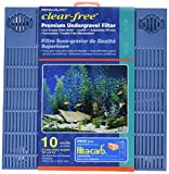 Penn Plax Premium Under Gravel Filter System - for 10 Gallon Fish Tanks & Aquariums Larger Image