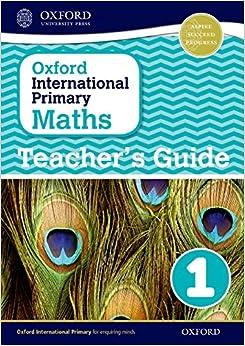 Ebooks Oxford International Primary. Mathematics. Student's Book. Per La Scuola Elementare. Con Espansione Online: Oxford International Primary Maths Student's Woorkbook 1 - 9780198394594 Descargar PDF