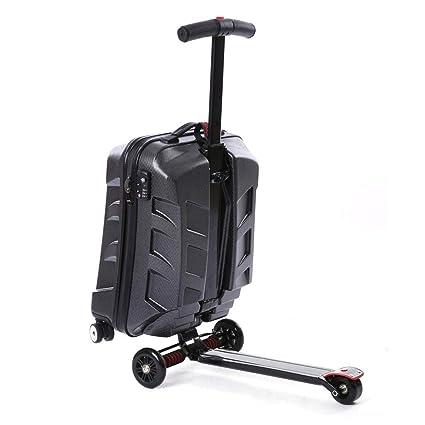 435a541219dd Amazon.com: Eapmic 21 Inch Multi-Functional TSA Lock Scooter Luggage ...