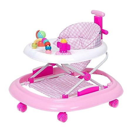 Andador Bebe HUYP Caminante para Bebés Plegable Antivuelco para ...