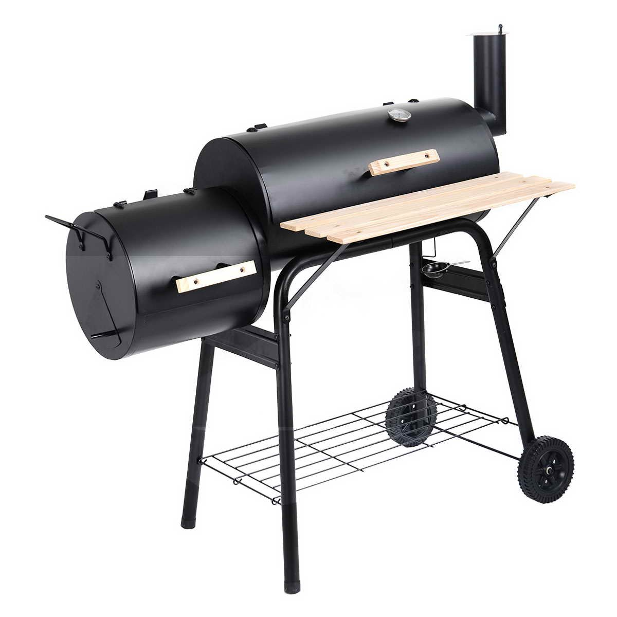 amazon com safstar outdoor bbq grill charcoal barbecue pit patio
