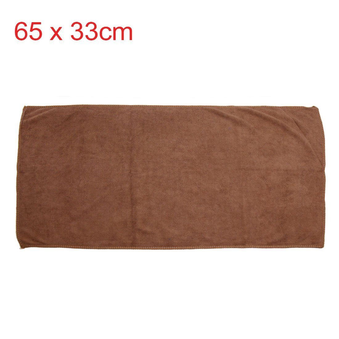 Amazon.com: eDealMax 3pcs 65 x 33cm paños de toalla de microfibra 250GSM Para el Lavado de coches Púrpura Amarillo Gris: Automotive
