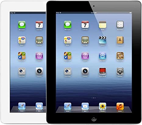 Amazon.com: Apple iPad con pantalla retina (16 GB, Wi-Fi ...