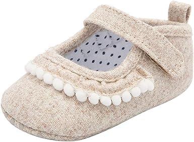 Zapatos De Bebé Zapatillas de algodón NiñOs ZARLLE PequeñOs Recién ...