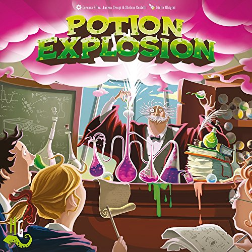 Potion Explosion Board Game (Ice Cool compare prices)