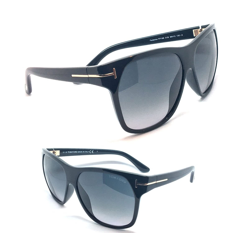 Tom Ford TF188 01B Sunglasses