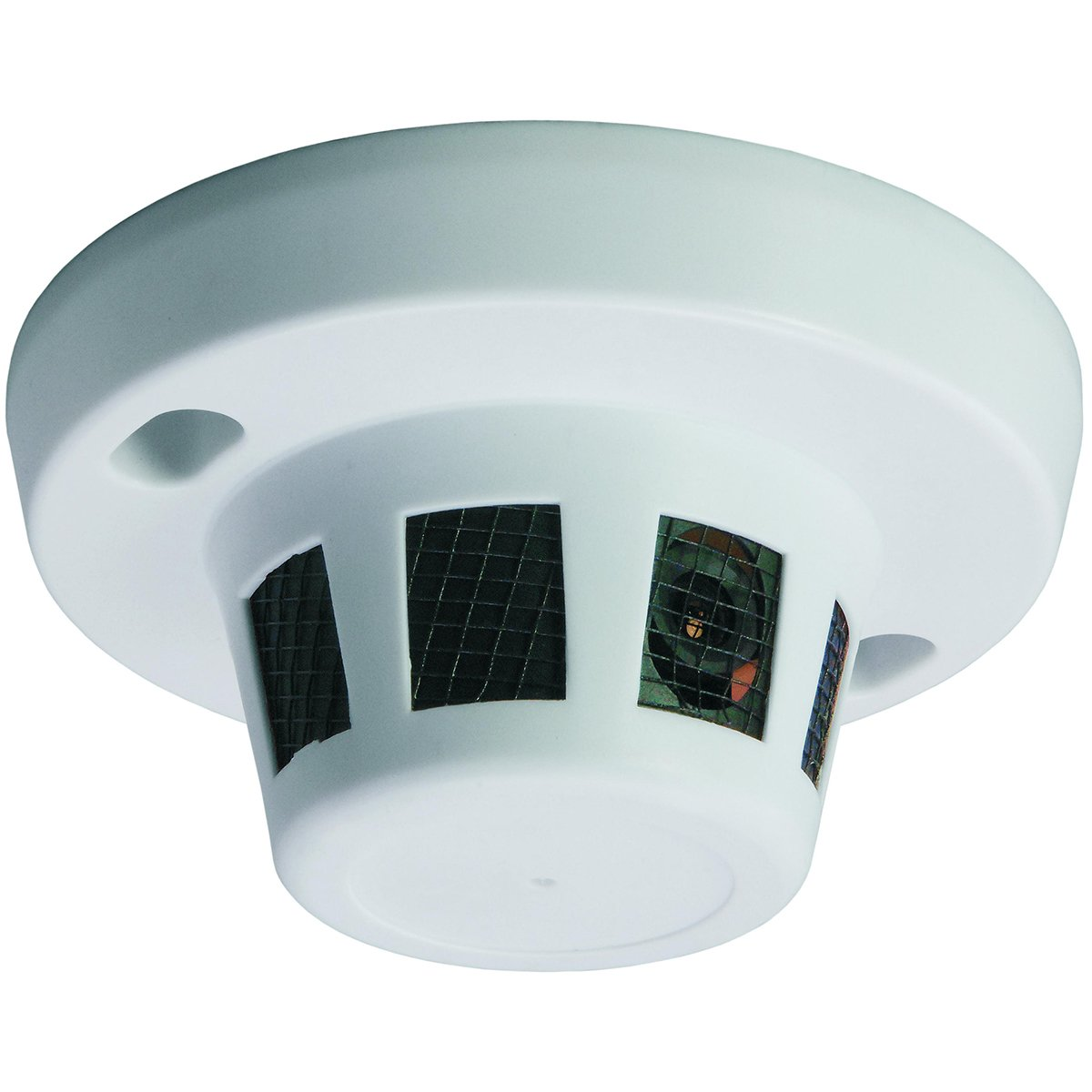 STOiC Technology Covert HD Smoke Detector Camera, 1080P, 3.7mm Pinhole Lens 4 in 1 by STOiC Technology, LLC.