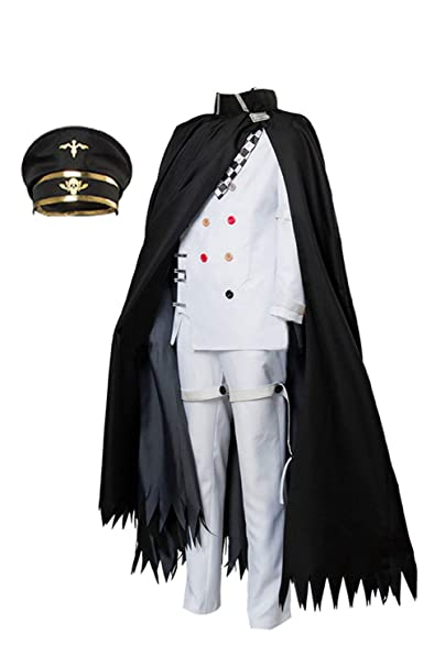 Amazon.com: CosplayCos Danganronpa Cosplay Halloween ...