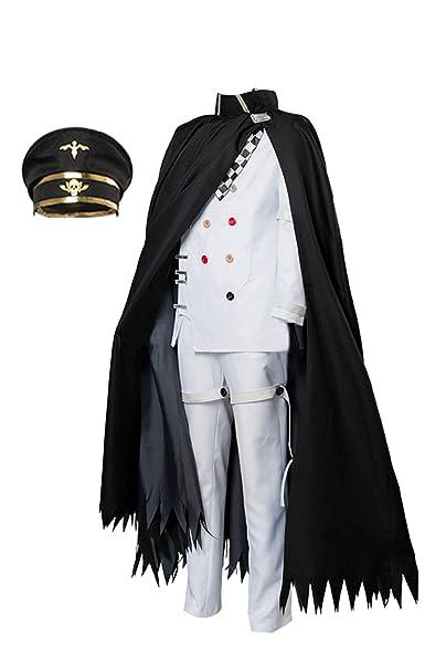 Amazon.com: CosplayCos Danganronpa Cosplay Halloween ...