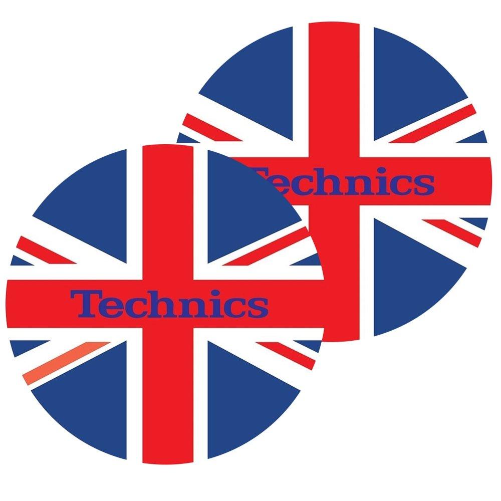 Disque de feutrine Factory Technics UK Slipmat Lot de 2