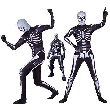 Hll Skull Trooper Kostum Halloween Cosplay Kostum Erwachsene