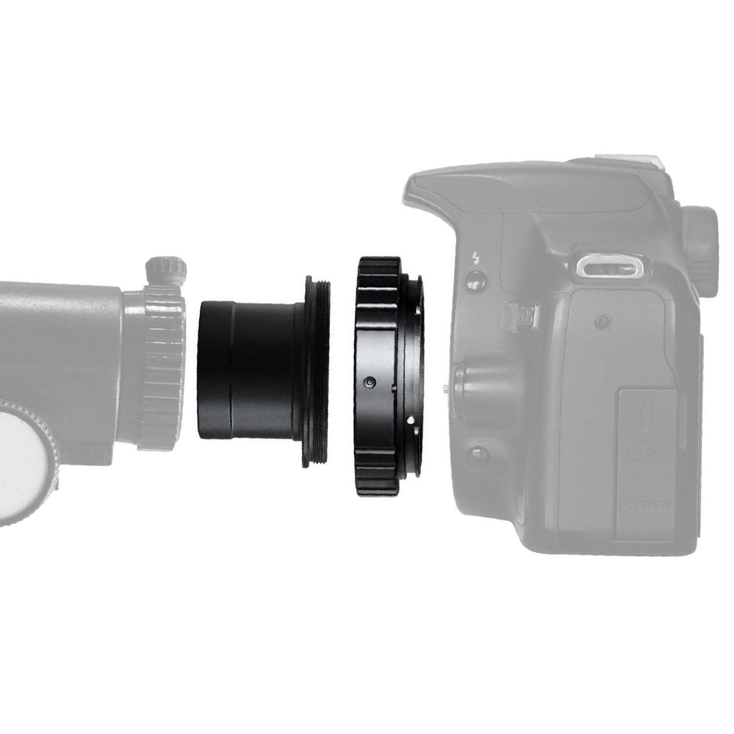 Solo Mark T2 telescópico Kamara adaptador metallhalterung 1.25 ...