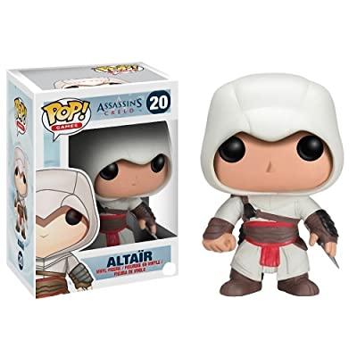 Funko POP Games Assassin's Creed Altair Action Figure: Funko Pop! Games:: Toys & Games