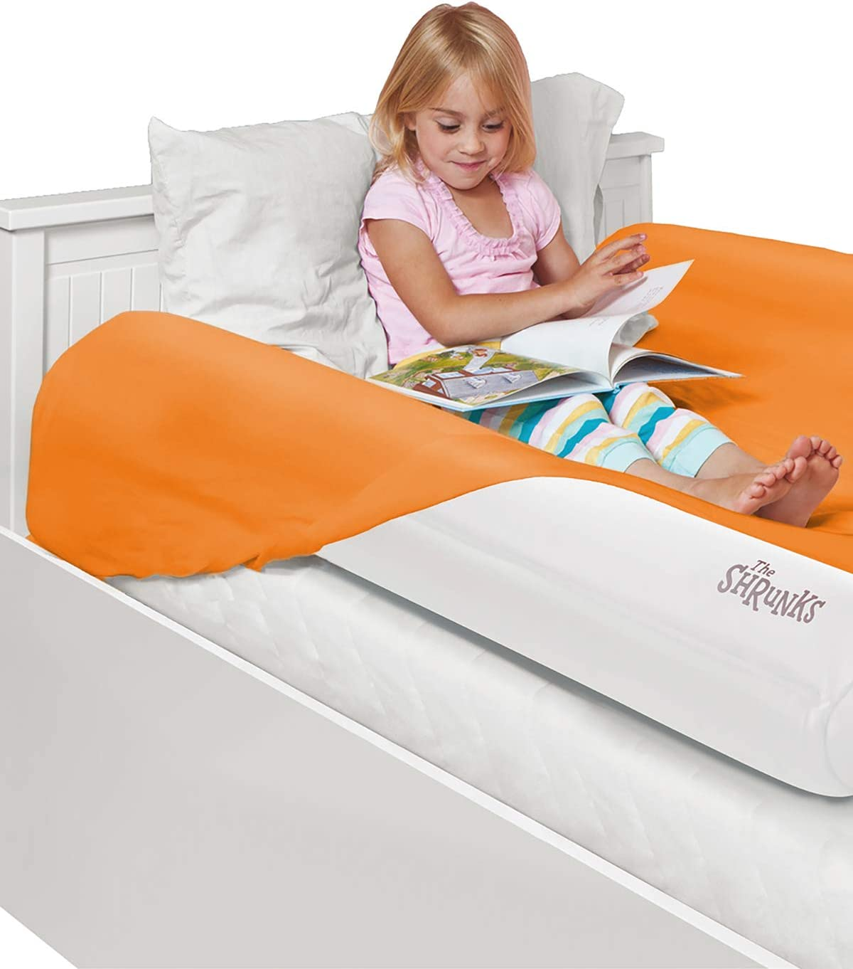 2 Count The Shrunks Wally Inflatable Bed Rail