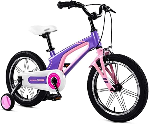 AJZGF Bicicletas niños 14 Pulgadas niño niño Bicicleta niño ...