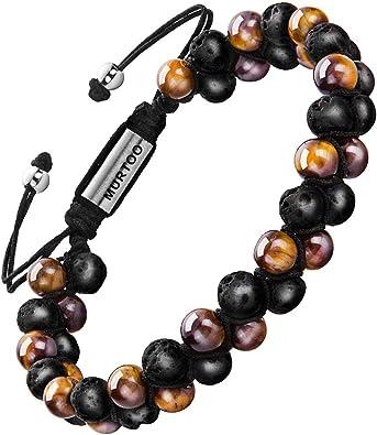 Mystic Purple Crystal Statement Necklace Handcrafted Bib Jewellery UK Gift Idea