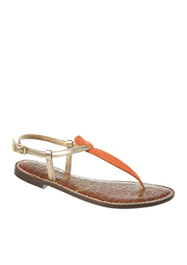 f761af3b1 Image Unavailable. Image not available for. Color  Sam Edelman Women s Gigi  Thong Sandal ...