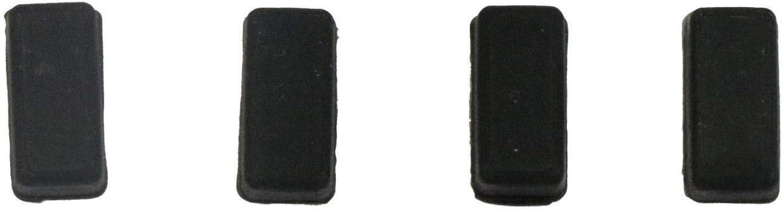 4pcs New Rubber Feet for HP EliteBook Folio 9470M 9480M Bottom Case Cover