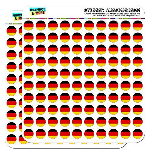 Germany National Country Flag 1/2