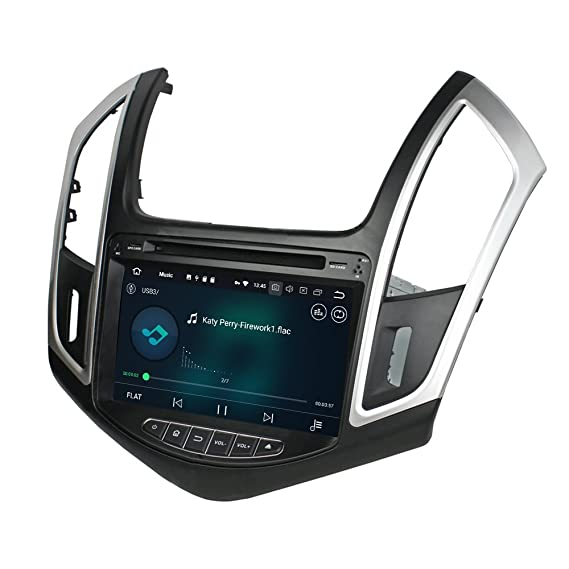 Kunfine Android 9.0 Octa Core Car DVD GPS Navegación Multimedia ...