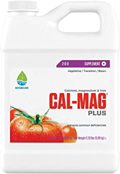Botanicare Cal-Mag Plus Fertilizer For Tomatoes And Peppers