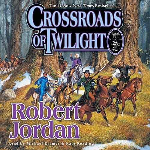 (Crossroads of Twilight: Book Ten of The Wheel of Time)